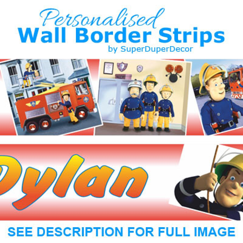 Fireman Sam Border